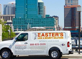 Baltimore locksmith Easter's Lock & Security Solutions