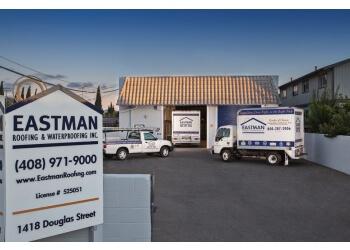 San Jose roofing contractor Eastman Roofing & Waterproofing, Inc