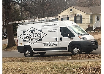 Kansas City roofing contractor Easton Roofing