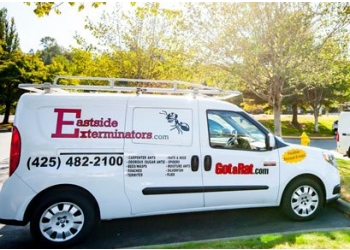Bellevue pest control company Eastside Exterminators