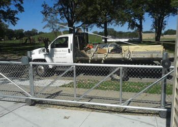 Warren fencing contractor Eastside Fence