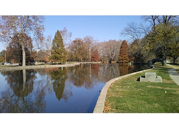 Dayton public park Eastwood Park