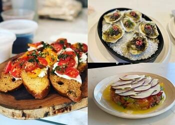 Chattanooga french restaurant Easy Bistro & Bar