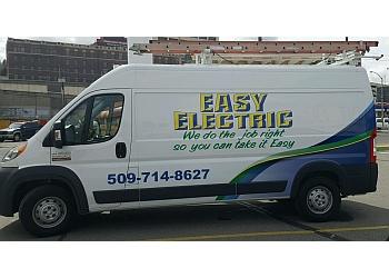 Spokane electrician Easy Electric