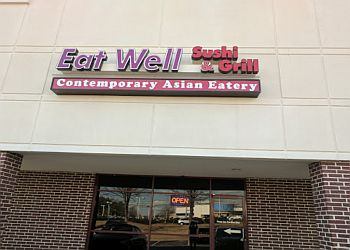 Memphis sushi Eat Well Sushi & Grill