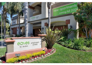 San Jose apartments for rent Eaves West Valley