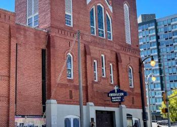 Atlanta church Ebenezer Baptist Church