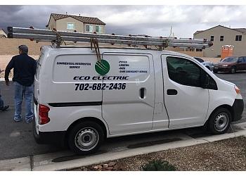 Las Vegas electrician Eco Electric LLC