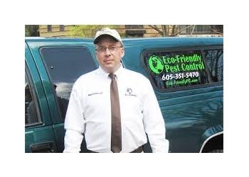 Sioux Falls pest control company Eco Friendly Pest Control Inc.