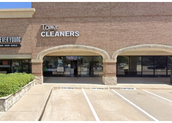 Plano dry cleaner EcoGreen Tom's Cleaners