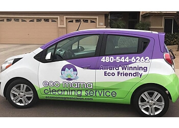 Scottsdale house cleaning service Eco Mama Green Clean