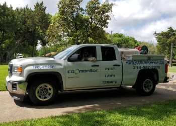 Irving pest control company Eco Monitor LLC