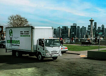 Seattle moving company Eco- Movers