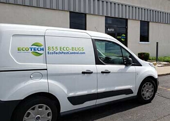 Chicago pest control company Eco Tech Pest Control