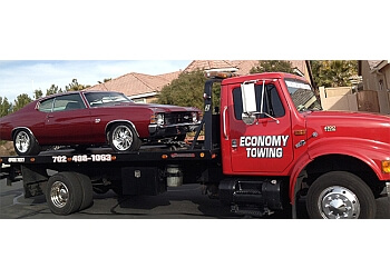 North Las Vegas towing company Economy Towing