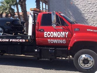 Las Vegas towing company Economy Towing