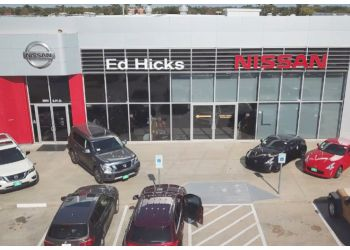 Corpus Christi car dealership Ed Hicks Nissan