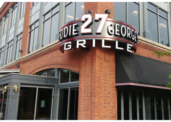 Columbus sports bar Eddie George's Grille 27