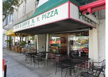 Tampa pizza place Eddie & Sam's N.Y. Pizza