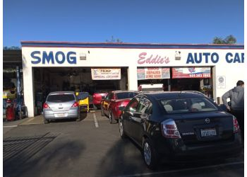 San Bernardino car repair shop Eddie's Auto Care