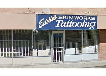 Santa Clara tattoo shop Eddie's Skinworks Tattooing