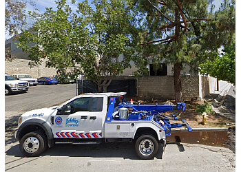 Thousand Oaks towing company Eddie's Towing