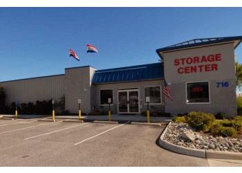 Chesapeake storage unit Eden Way Storage Center