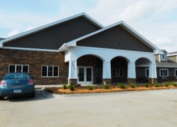 Des Moines assisted living facility Edencrest at Riverwoods