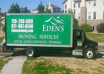 Denver moving company Eden's Moving Services