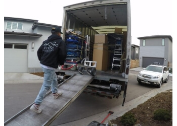 Kansas City moving company Eden's Moving Services Inc.