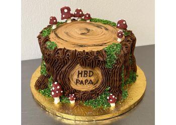 Raleigh cake Edible Art Bakery & Dessert Cafe