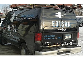 Minneapolis electrician Edison Electric, Inc.
