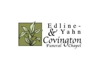Kent funeral home Edline-Yahn & Covington Funeral Chapel