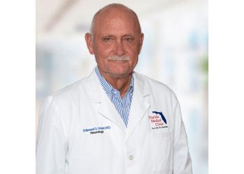 Tampa neurologist Edmund G. Grant, Jr., MD