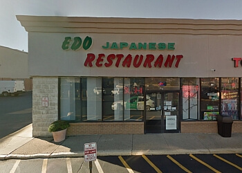 Joliet japanese restaurant Edo Japanese Restaurant