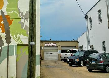 Baltimore auto body shop Ed's Body & Paint
