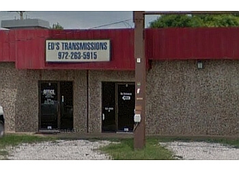 Grand Prairie car repair shop Ed's Transmissions and Full Automotive