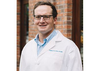 Charleston dermatologist Edward A. Kotz, III, MD