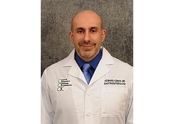 Akron gastroenterologist Edward J. Esber, MD, FACG, FASGE