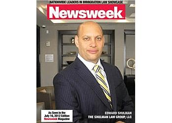 Paterson immigration lawyer Edward Shulman