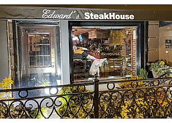 Jersey City steak house Edward's Steak House