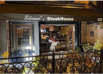 Jersey City steak house Edward's Steak House