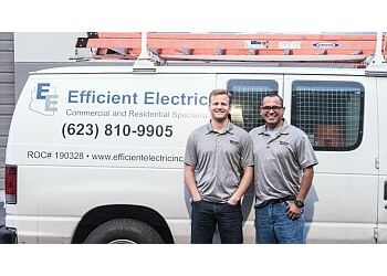Peoria electrician Efficient Electric