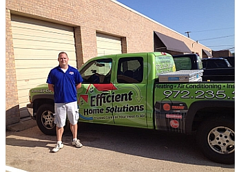 Dallas hvac service Efficient Home Solutions