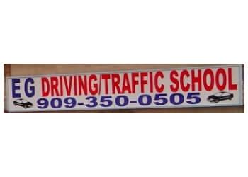 Fontana driving school EG Driving School