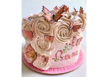 Chandler cake EggOut Cakes