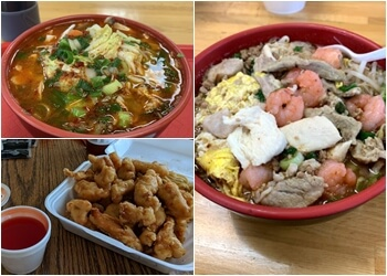 Columbia chinese restaurant Eggroll Chen