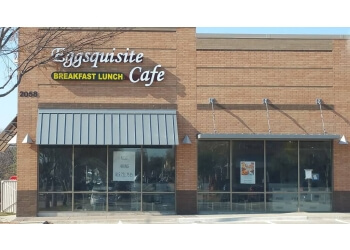 McKinney cafe Eggsquisite Cafe