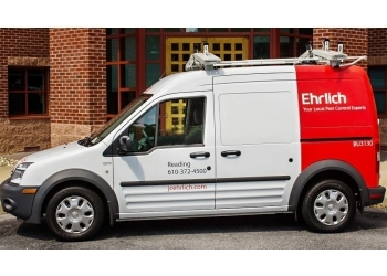 Allentown pest control company Ehrlich Pest Control