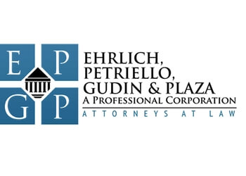 Newark estate planning lawyer Ehrlich, Petriello, Gudin & Plaza, Attorneys at Law